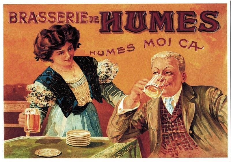 "Affiche ""Humes moi ca"""